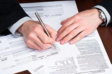 Заверение документа печатью и подписью