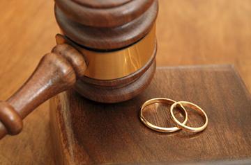 Оформление развода через суд