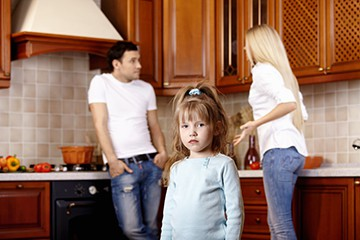 Бракоразводный процесс и дети