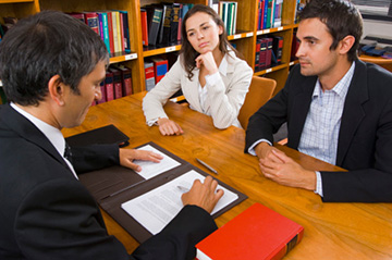Подача заявления о расторжении брака