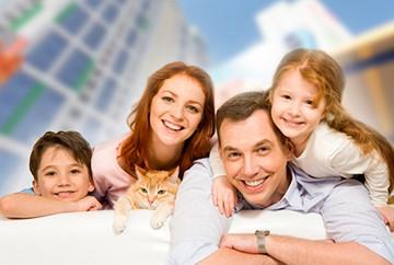 Поддержка молодой семьи
