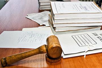 Документы для раздела имущества