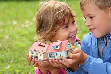 Оформление квартиры на несовершеннолетних