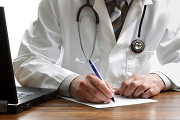 Решение медицинской экспертизы о присвоении инвалидности