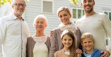 Понятие близких родственников