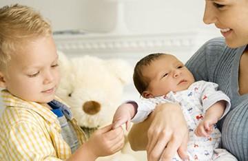 Выплаты на второго малыша