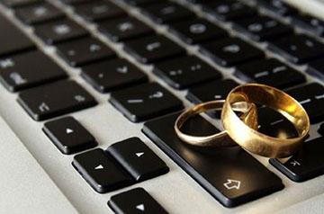 Развод онлайн