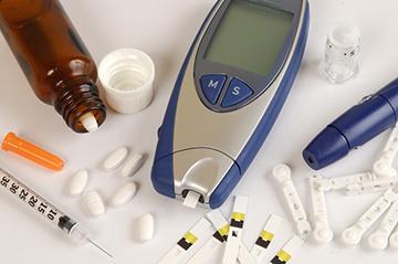 Группа инвалидности в зависимости от типа диабета