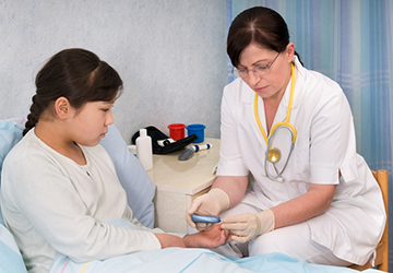 Ребенок-диабетик