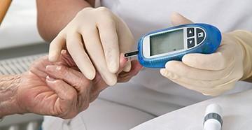 Сахарный диабет и инвалидность