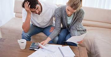 Кредит при расторжении брака