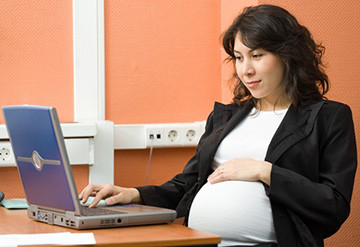Больничный во время беременности