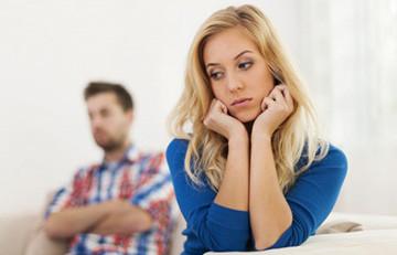 Развод на бытовой почве