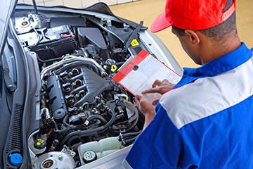 Проверка авто на техническую исправность