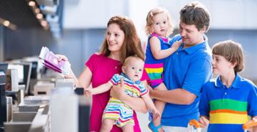 Путешествия с детьми по доверенности