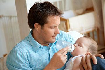 Права биологического отца на ребенка