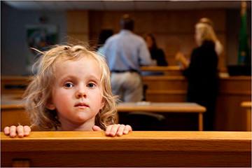 Расторжение брака при наличии ребенка