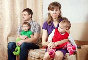 решение о месте жительства детей