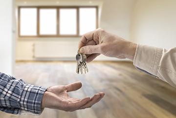 передача жилья новому собственнику