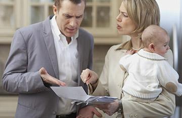 споры о детях после развода
