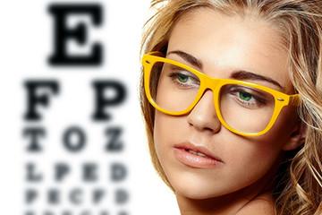 инвалидность - плохое зрение
