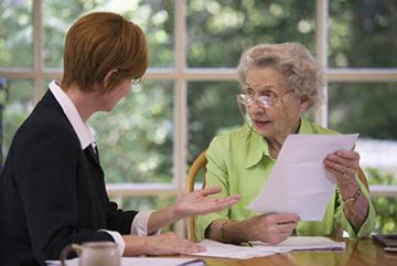 получение пенсии по доверенности