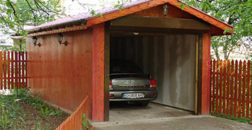 земля под гаражом в собственность