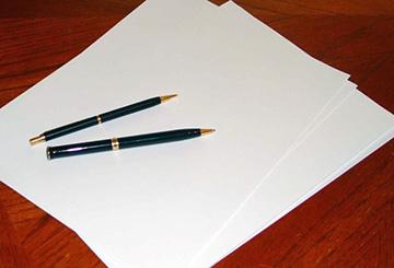 форма расписки
