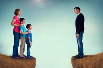 прекращение участия в жизни ребенка
