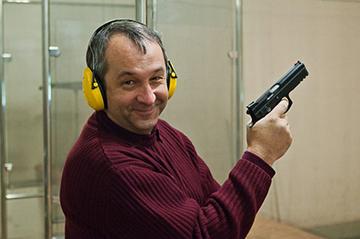 обучение владению оружием