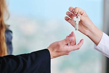 передача права собственности