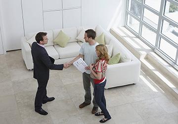 встреча с арендодателем