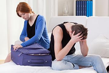 развод при неофициальном браке