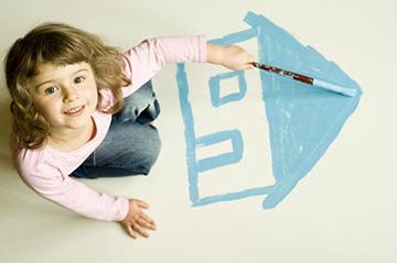 интересы ребенка при разделе имущества