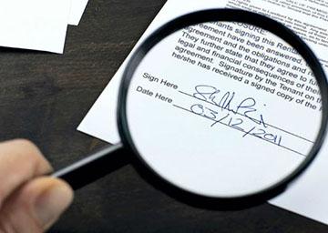 заявление о расторжении контракта
