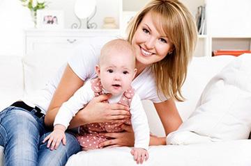 поддержка молодых мам