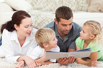 дети в приемной семье