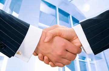 договор между фирмами