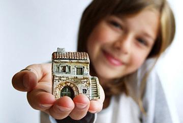 дом несовершеннолетнего ребенка для новых жильцов