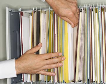 документы делопроизводителя