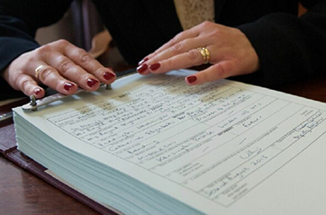 перечень документов для восстановления